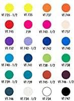 Prismacolor 2427 Premier Verithin Colored Pencils 24 Count
