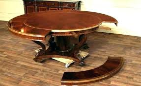 extendable round dining table extendable round dining table expandable hardware plans a extendable dining table ikea