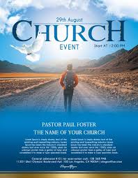 Event Flyers Free Free Church Event Free Flyer Psd Template Download Freebie