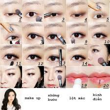 diy ulzzang makeup