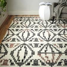 wool kilim rug rugs geometric steps rug west elm sivas wool kilim rug macaroon pink