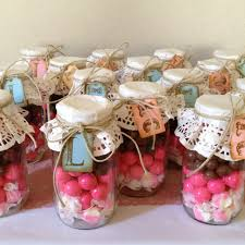 Decorated Candy Jars DIY Candy Jars LAZ notes great idea for toffee Use redgreen 1