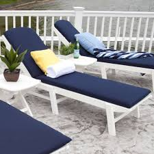 outdoor patio chair cushions patio furniture cushions in blue and with chaise lounge chair pads