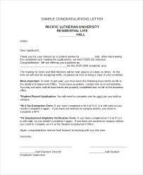 Congratulations Letter On New Job Congratulations Letter New Job 11 Guatemalago