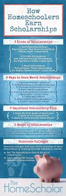 how homeschoolers earn scholarships homeschool thehomescholar  how homeschoolers earn scholarships homeschool thehomescholar