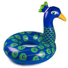 <b>Круг надувной Peacock</b> от <b>BigMouth</b> (арт. BMPF-PC) купить в ...