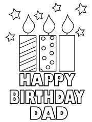 black and white printable birthday cards free printable birthday cards create and print free printable