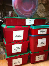 christmas storage containers. Christmas Storage Containers Intended Pinterest