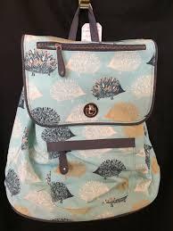 Capri Designs Backpack Capri Designs Sarah Watts Backpack Hedgehog Hedgehog