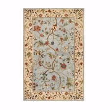 home decorators collection antoinette wembley blue beige 12 ft x 18 ft area