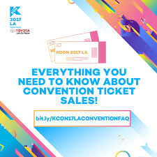 Kcon Ny 2017 Seating Chart Kcon17la Convention Ticket Faq Kcon Usa Official Site