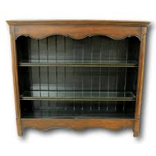 Glass shelves bookcase Ikea Vittsjo Lightedbookcasewithglassshelves82798ajpg Upscale Consignment Lighted Bookcase With Glass Shelves Upscale Consignment