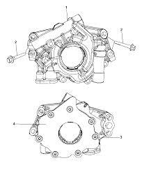2014 dodge durango engine oil pump thumbnail 2