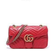 leather handbags cross purse red gucci
