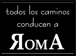 Todos los caminos conducen a RomA - Home | Facebook