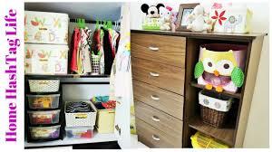 Kids Wardrobe/ Closet Organization Ideas! Home HashTag Life - YouTube