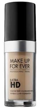 make up for ever ultra hd liquid foundation for acne e skin