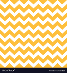Cheveron Pattern Impressive Thanksgiving Chevron Pattern Yellow And White Vector Image