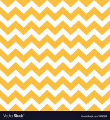 Cheveron Pattern Impressive Thanksgiving Chevron Pattern Yellow And White Vector Image