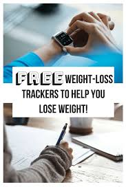 Free Weight Loss Trackers To Help You Lose Weight Everything Ave