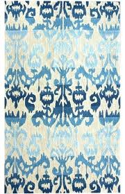 navy and white ikat rug awesome rugs good area vintage blue in 2 x navy blue ikat rug