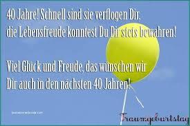 40 Geburtstag Mann Sprüche Und Glückwünsche 40 Geburtstag Lustig