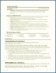 Sample Resume For Management Position Objective For Resume Business Management Resume For Management 32