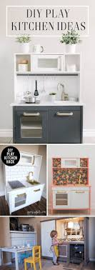 exciting diy kitchen ideas 24 diy play kitchen ideas making miniature pretties that look realistic