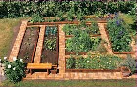 Small Picture Raised Bed Vegetable Garden Design Home Design Ideas