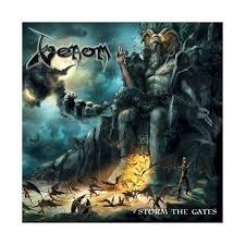 <b>Venom</b> - <b>Storm The</b> Gates (CD) : Target