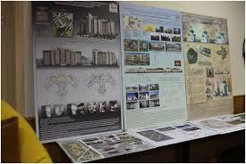 Научно практическая конференция В экспозиции выставки были представлены дипломные работы учебные работы по дисциплинам цикла макеты творческие работы учащихся 3 курса Бионика в