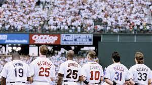1998 MLB All-Star Game in Denver ...