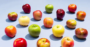 Apple Variety Chart Best Apples Ranked By Taste Apples For Baking And Eating