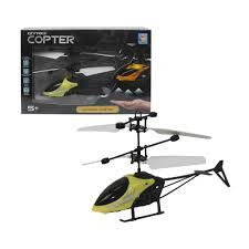 <b>Вертолёт</b> на <b>сенсорном</b> управлении 1toy <b>Gyro</b>-<b>Copter</b>, со светом ...
