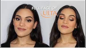 full face of ulta beauty brand makeup