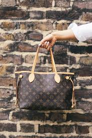 above two of our most popular bags are the louis vuitton sdy and neverfull vachetta leather