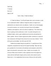 wrt analytical paper draft sarah song wrt t  most popular documents for wrt