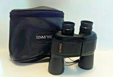 simmons telescope 6450. simmons binoculars 8 x 40 model 1125 with case fully coated optics simmons telescope 6450