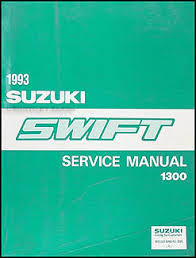 suzuki swift wiring diagram manual suzuki image 1993 1994 suzuki swift wiring diagram manual original on suzuki swift wiring diagram manual