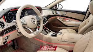 Mercedes Brabus S65 Model 2015 - YouTube