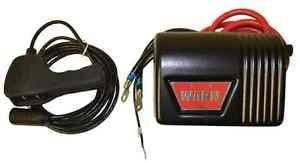 warn 8274 parts accessories warn 38845 12 volt control solenoid pack of 1 for warn m8274 winch