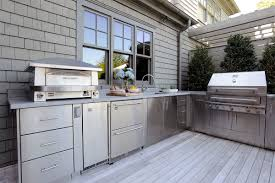 Stainless Steel Outdoor Kitchen Stainless Steel Outdoor Kitchens Steelkitchen