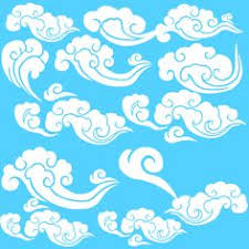 Clouds Design 24 Best Chinese Cloud Images Chinese Clothing Clouds Chinese