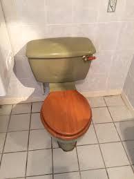 Avocado Bathroom Suite Bathroom Suite Retro 70s Avocado Bath Toilet Posot Class