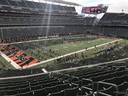Paul Brown Stadium Section 247 Rateyourseats Com
