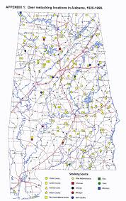 Deer Activity Chart 2018 Whitetail Rutting Activity In Alabama Varies Widely