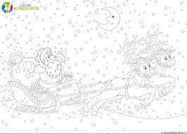 25 Printen Kerstman Rendier Kleurplaat Mandala Kleurplaat Voor