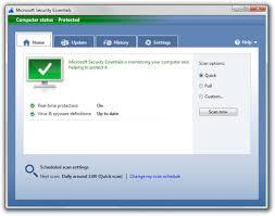 Windows Microsoft Free Download Microsoft Security Essentials Download