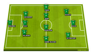 It fits your smartphone perfectly so that all controls are freely accessible. Homecrowd Create Football Formations Player Ratings Sv Werder Bremen