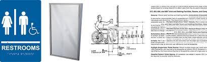ada bathroom counter height. ada mirror regulations ada bathroom counter height